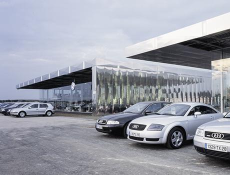 concession Audi