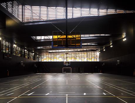 gymnase Paris XVII