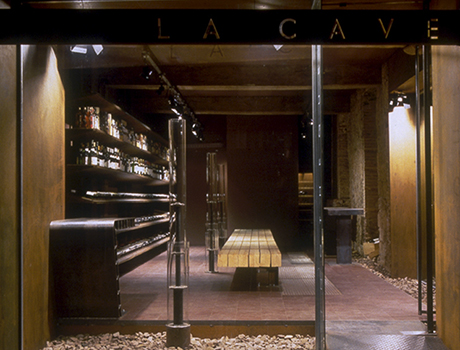 cave Saint-Lubin