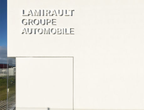 Lamirault groupe automobile